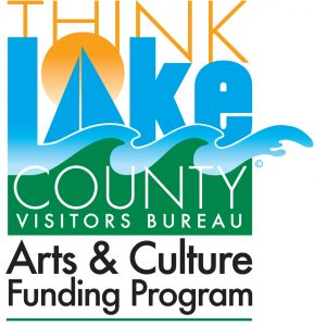 Lake County Visitors Bureau Arts & Culture Funding Program logo