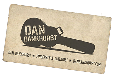 Dan Bankhurst business card