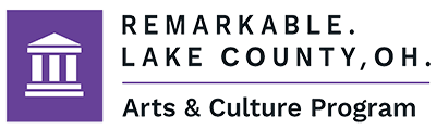 Remarkable Lake County logo