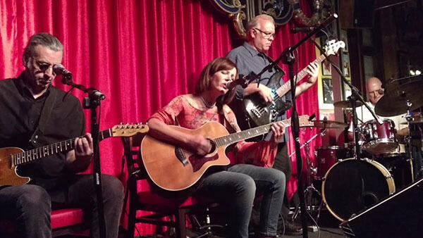 Vicki Chew band